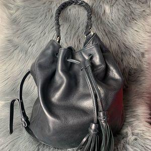 Vince Camuto Bucket Leather Bag